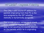 rfc2827 ingress filtering1