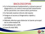 baciloscopias