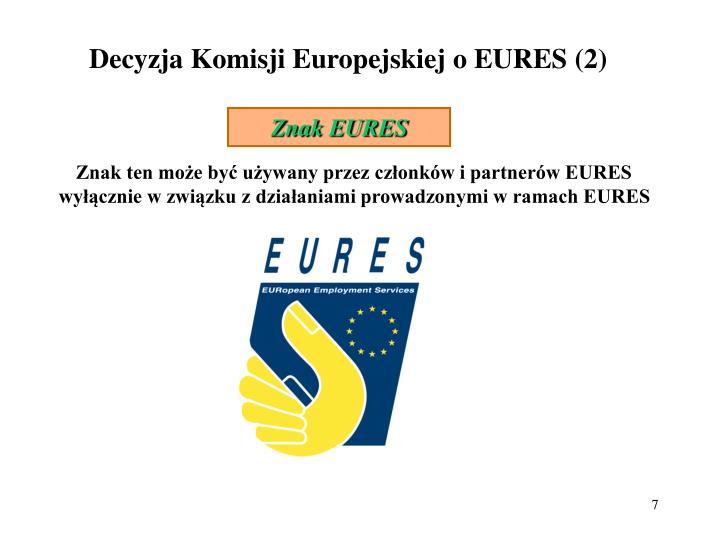 Decyzja Komisji Europejskiej o EURES