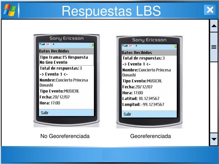 Respuestas LBS