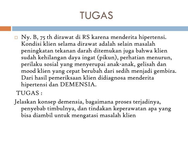 TUGAS