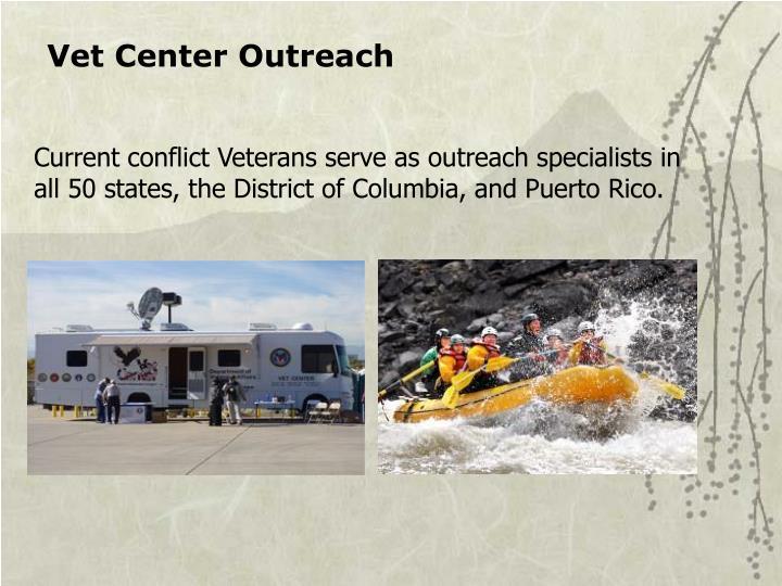 Vet Center Outreach