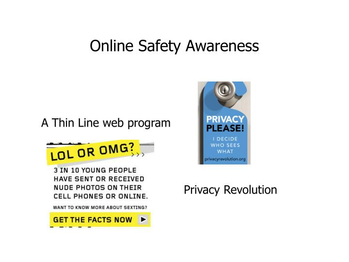 Online Safety Awareness
