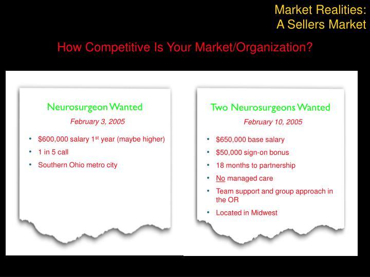 Neurosurgeon Wanted