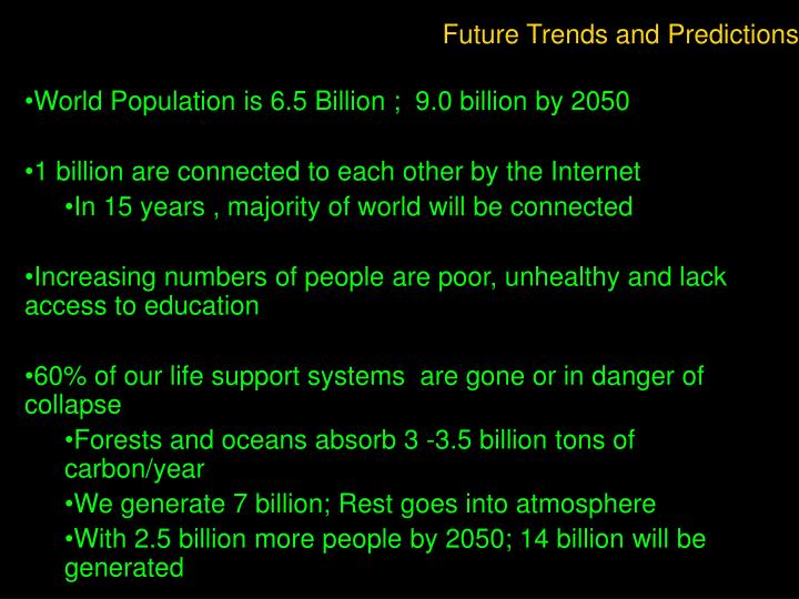 Future Trends and Predictions