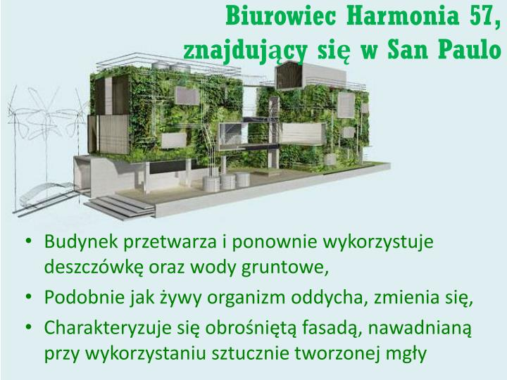 Biurowiec Harmonia 57,