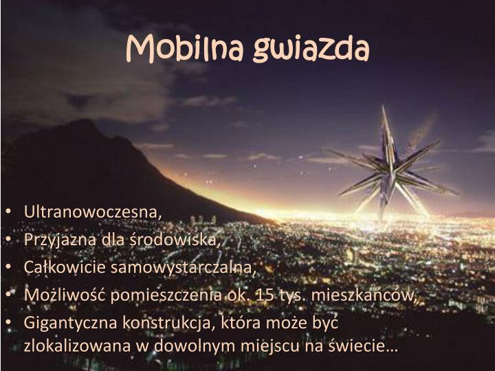 Mobilna gwiazda