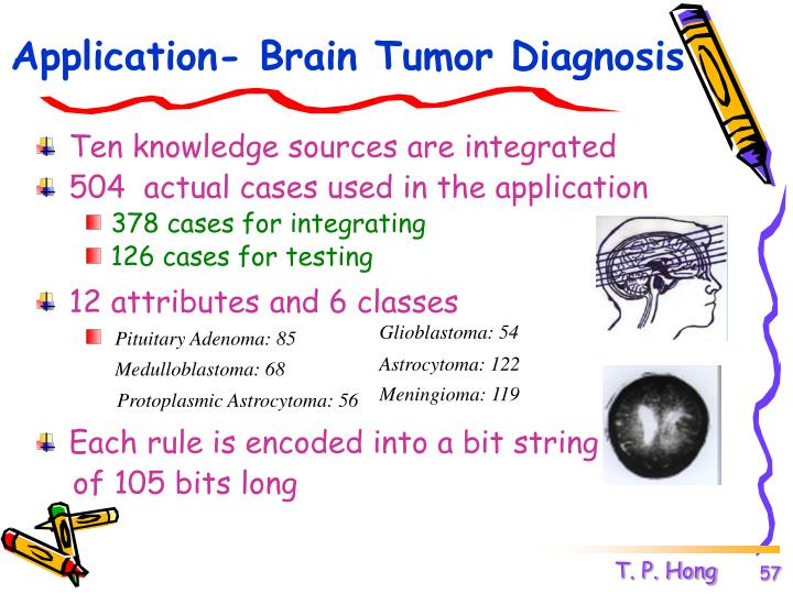 Application- Brain Tumor Diagnosis