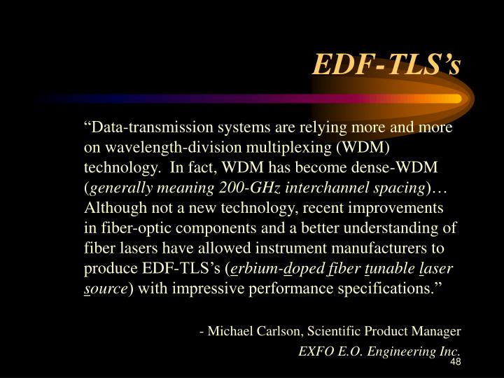 EDF-TLS's