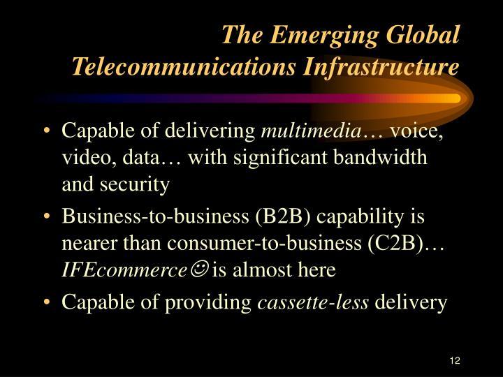 The Emerging Global