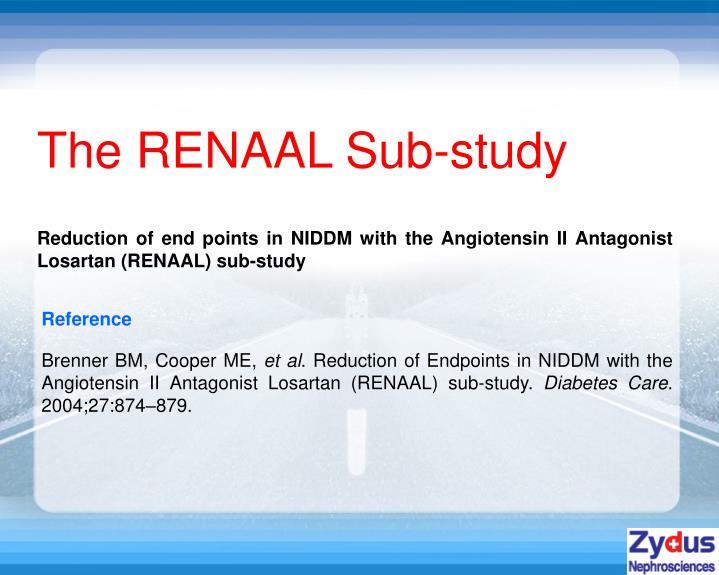 The RENAAL Sub-study