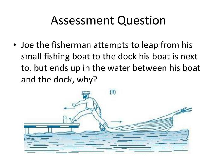 Assessment Question