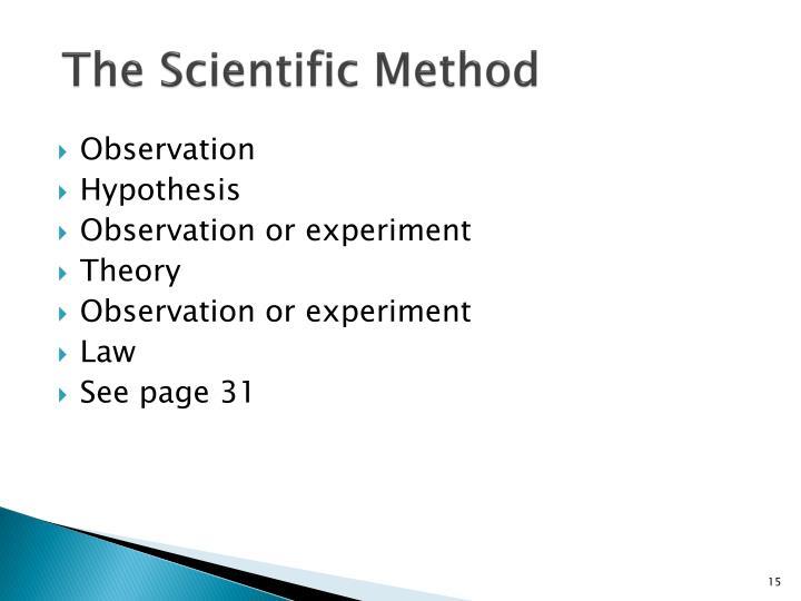 The Scientific