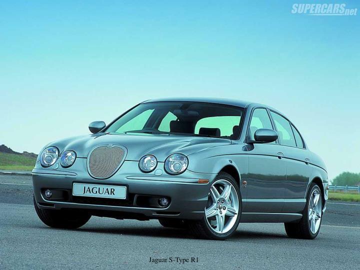 Jaguar S-Type R1