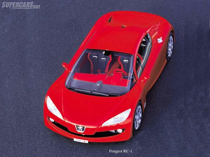 Peugeot RC-1