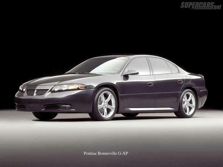 Pontiac Bonneville G-XP