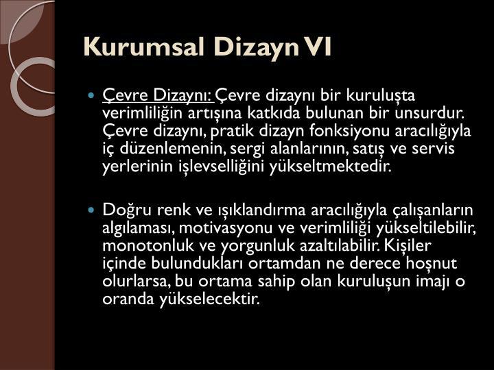 Kurumsal Dizayn VI