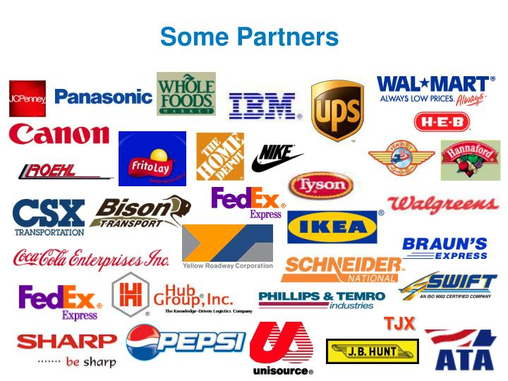 Some Partners