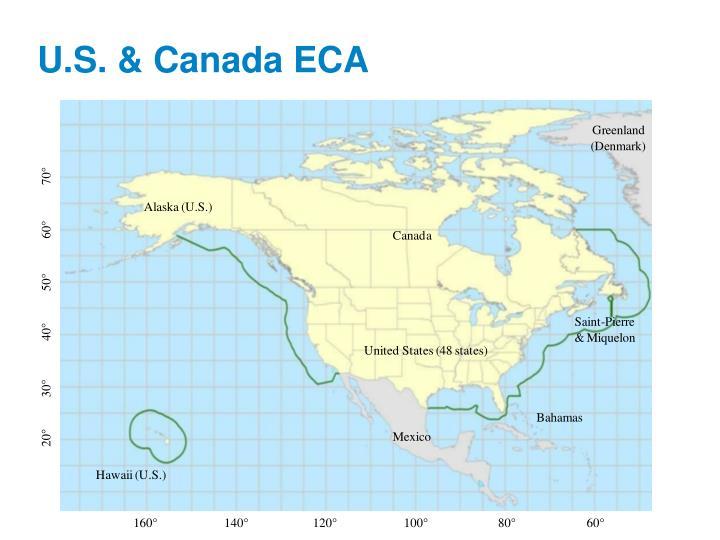 U.S. & Canada ECA