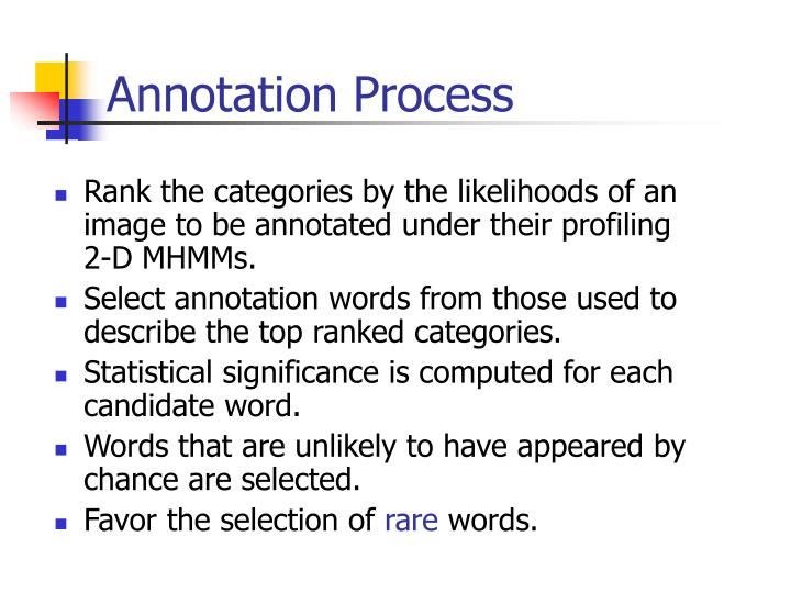 Annotation Process