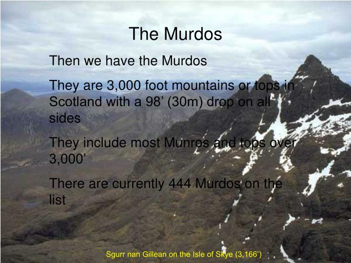 The Murdos