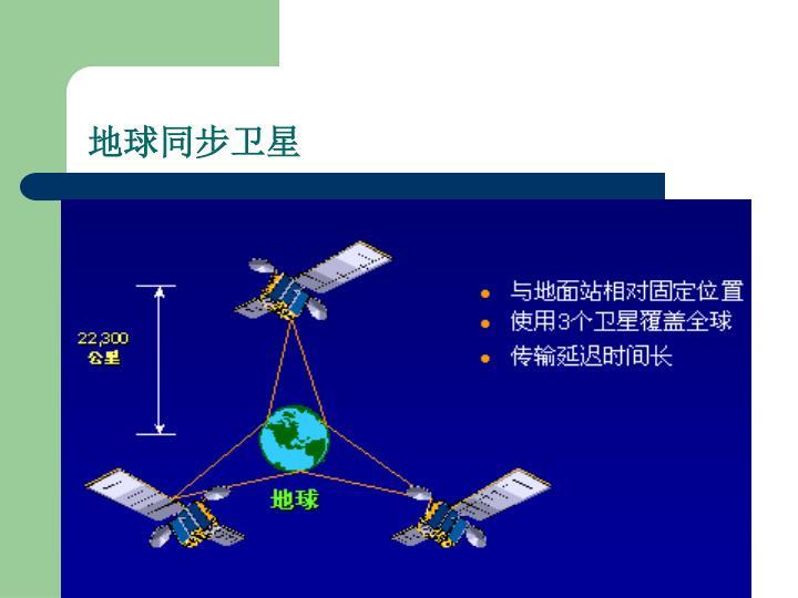 地球同步卫星