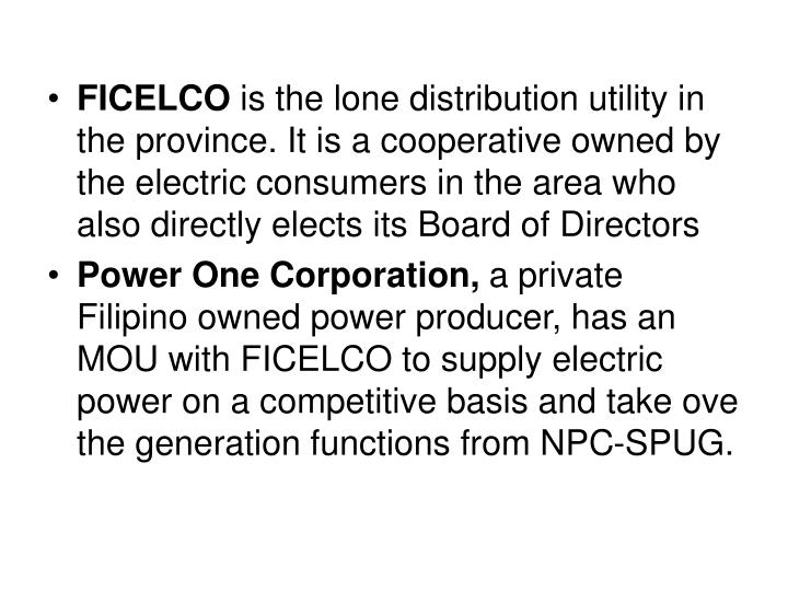 FICELCO