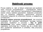stabilno procesu