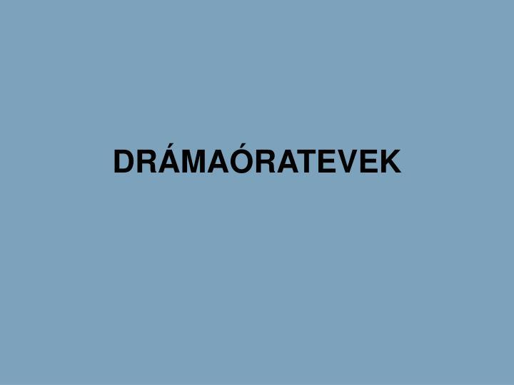 DRMARATEVEK