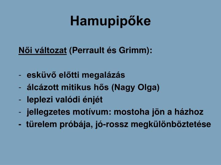 Hamupipke
