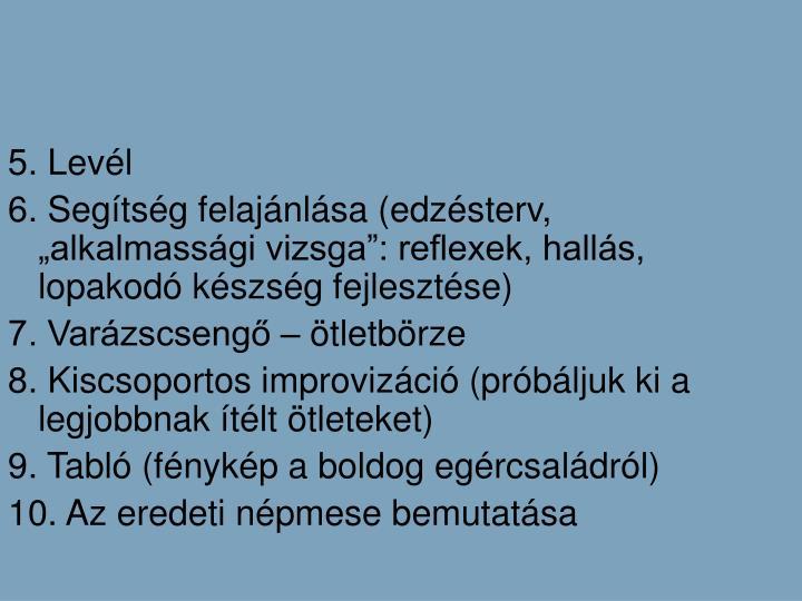 5. Levl