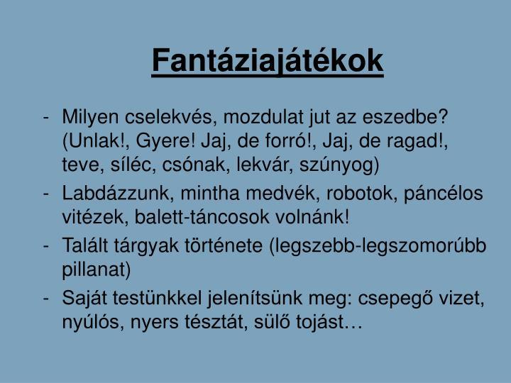 Fantziajtkok