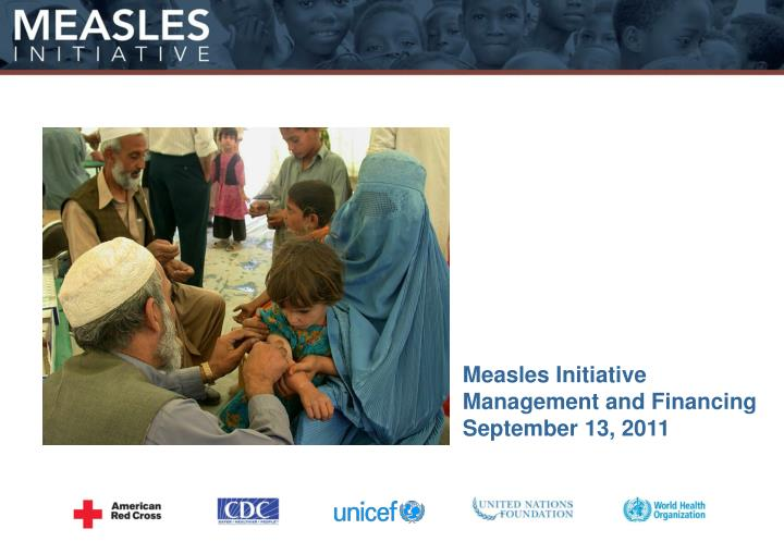 Measles Initiative