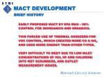 mact development5