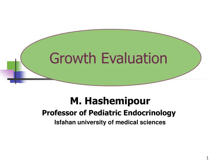 m hashemipour professor of pediatric endocrinology isfahan university of medical sciences