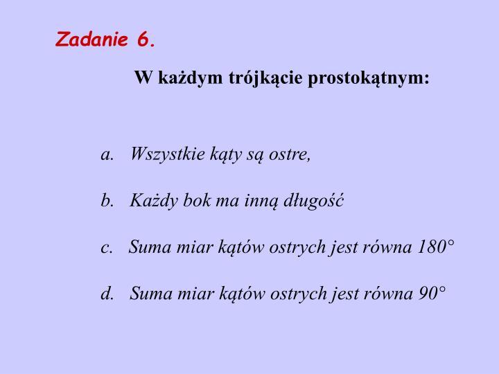 Zadanie 6.