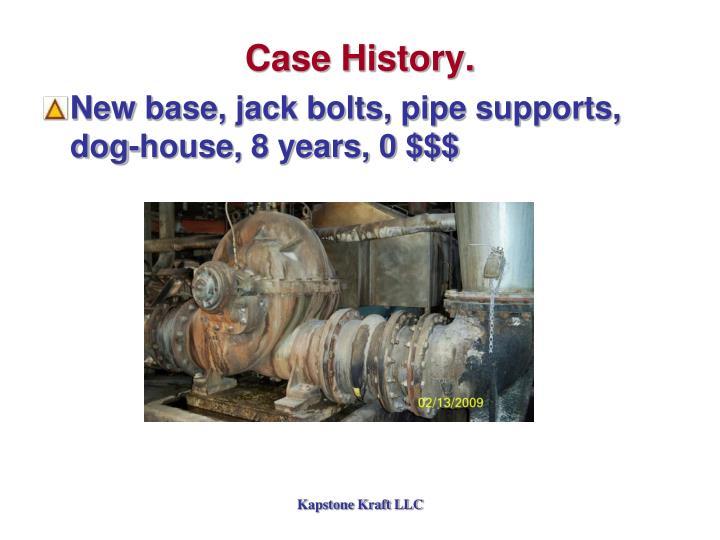 Case History.