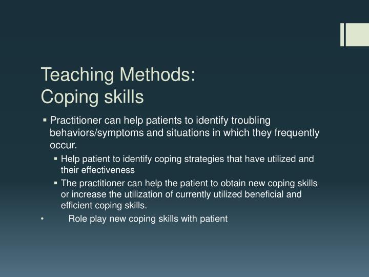 Teaching Methods: