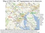 map of 2012 jan 19 th agamemnon occ n observers