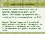 aspectos institucionales1