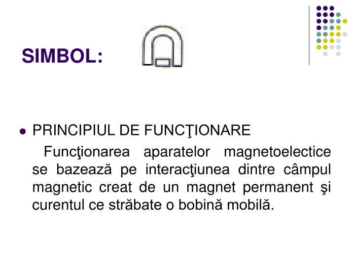 SIMBOL: