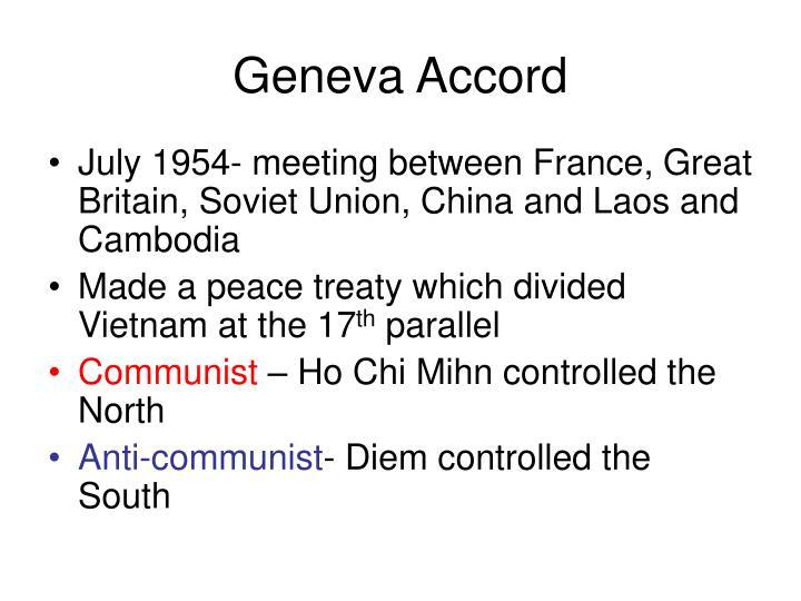 Geneva Accord