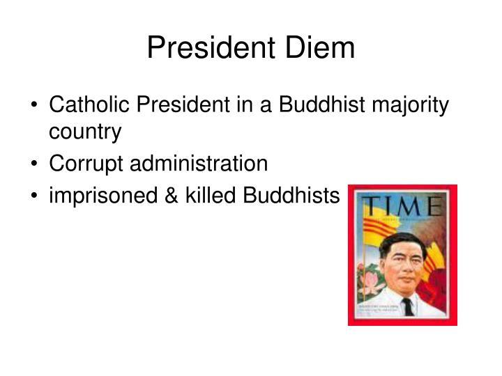 President Diem