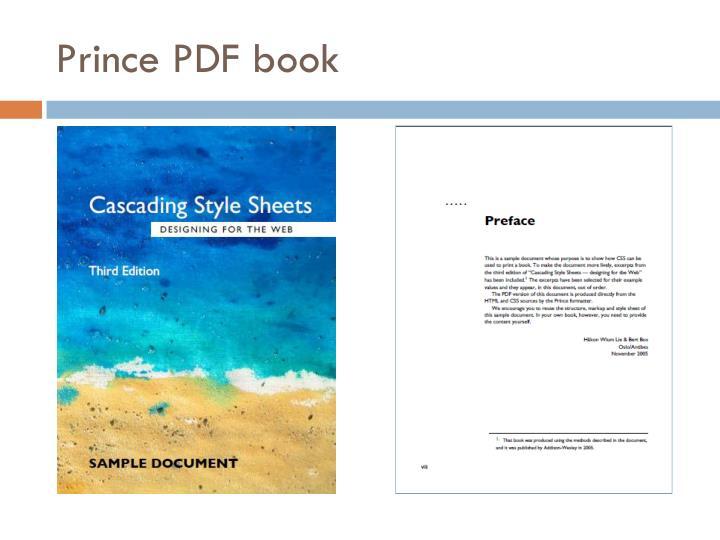 Prince PDF book