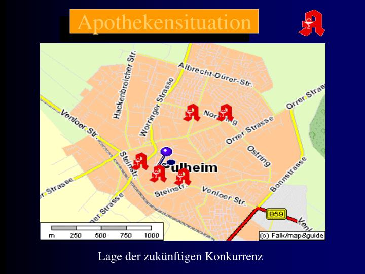 Apothekensituation