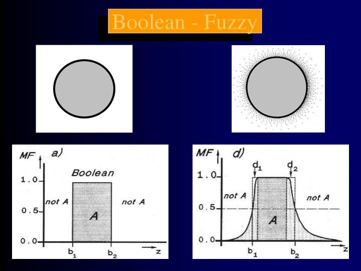 Boolean - Fuzzy