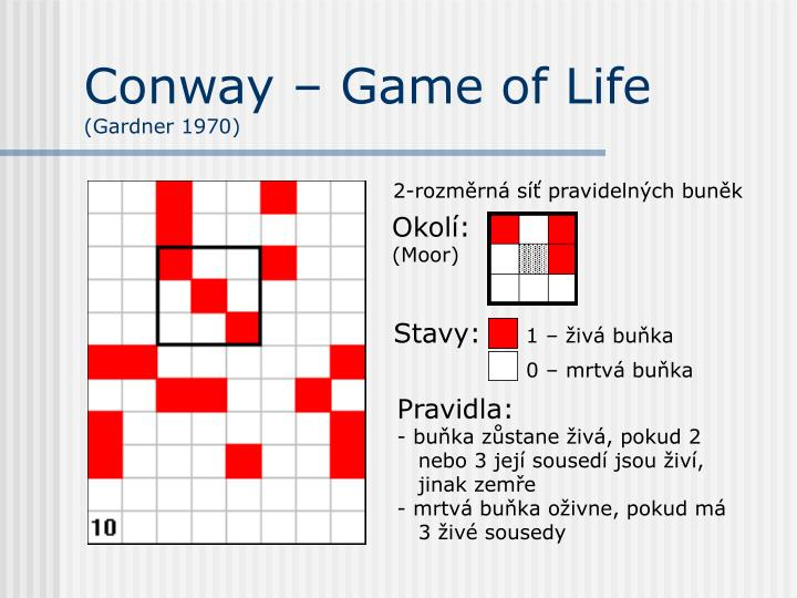 Conway – Game of Life