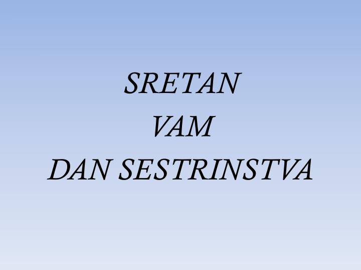 SRETAN