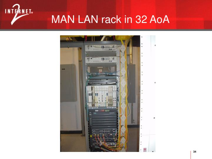 MAN LAN rack in 32 AoA