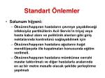 standart nlemler3